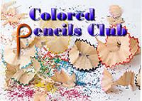 Colored Pencils Club - Subscribe now.
