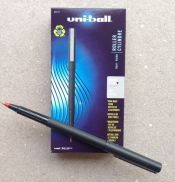 Uni-Ball Red Pen