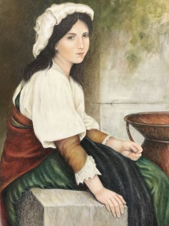 Italian Girl at the Well