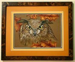 E-Tutorial Great Horned Owl