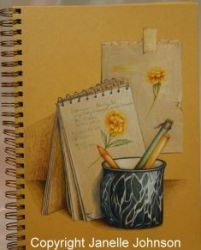 E-Tutorial Still Life on Sketchbook